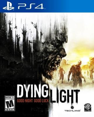 Dying Light til Playstation 4