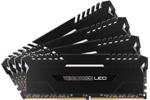 Corsair Vengeance LED 64GB 2666MHz DDR4 (8x8GB)