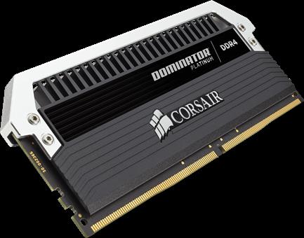 Corsair Dominator Platinum 32GB 3466MHz (4x8GB)