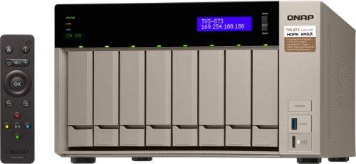 Qnap TVS-873 16G