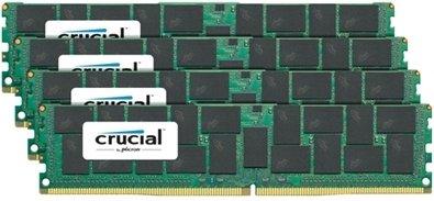 Crucial DDR4 2400Mhz 128GB (4x32GB)