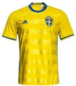 Adidas Sverige Hjemmedrakt 2016/17 (Barn)
