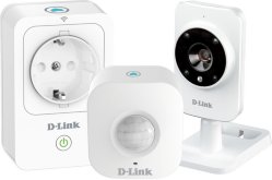 D-Link Mydlink Smart Home HD Starter Kit