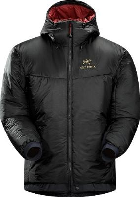 Arc'teryx Dually Belay Parka (Herre)