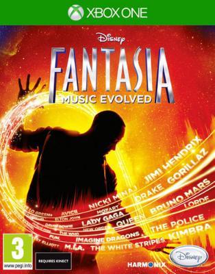Fantasia: Music Evolved til Xbox One