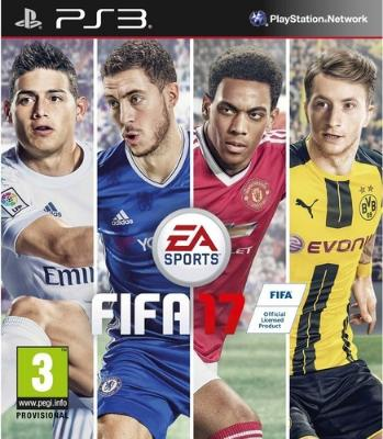 FIFA 17 til PlayStation 3