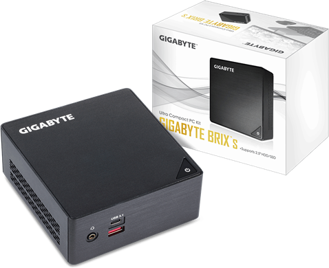 Gigabyte BRIX GB-BKi7HA-7500