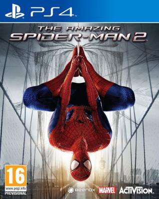The Amazing Spider-Man 2 til Playstation 4