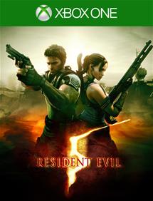 Resident Evil 5 til Xbox One