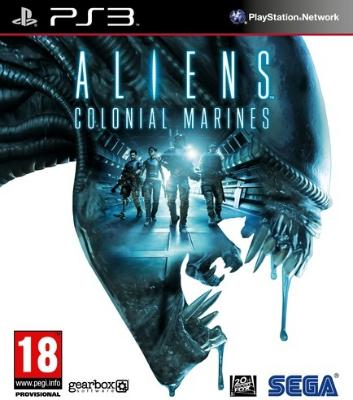 Aliens: Colonial Marines til PlayStation 3