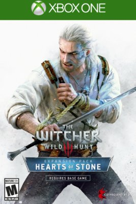 The Witcher 3: Wild Hunt - Hearts of Stone til Xbox One