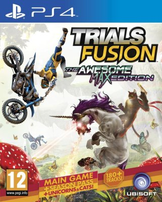 Trials Fusion: The Awesome Max Edition til Playstation 4