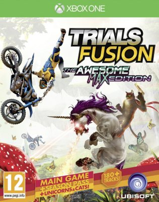 Trials Fusion: The Awesome Max Edition til Xbox One