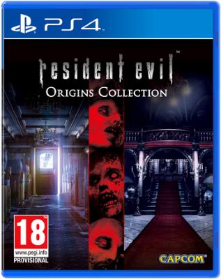 Resident Evil Origins Collection til Xbox One
