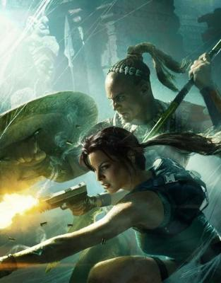 Lara Croft and the Guardian of Light til PC