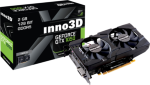 Inno3D INNO3D GeForce GTX 1050 Twin X2 2GB