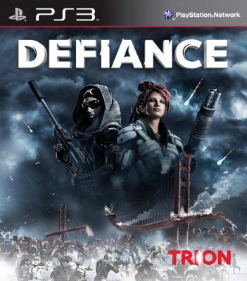 Defiance til PlayStation 3