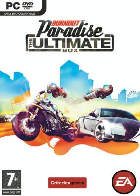 Burnout Paradise: The Ultimate Box til PC