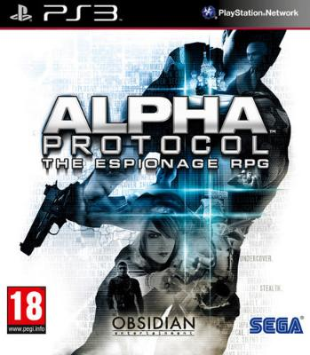 Alpha Protocol til PlayStation 3