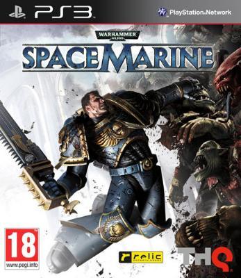 Warhammer 40,000: Space Marine til PlayStation 3