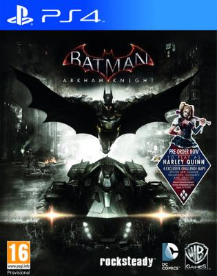 Batman: Arkham Knight til Playstation 4