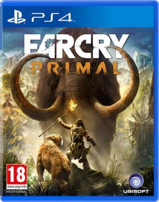 Far Cry Primal til Playstation 4