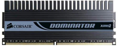 Corsair XMS2 Dominator DDR2-800 2GB (2x1GB)