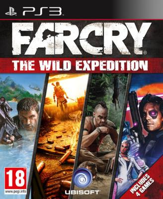 Far Cry: The Wild Expedition til PlayStation 3