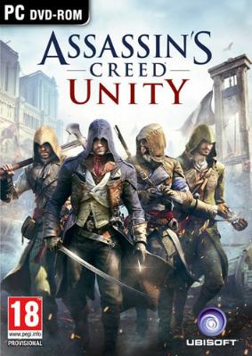 Assassin's Creed Unity til PC