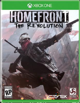 Homefront: The Revolution til Xbox One