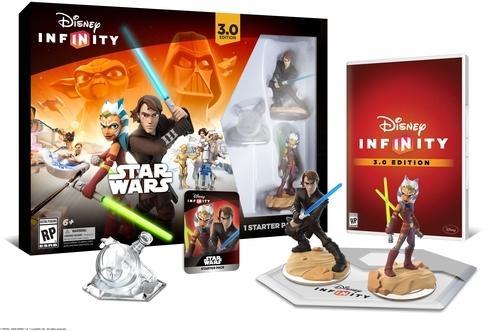 Disney Infinity 3.0 til Xbox 360