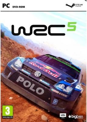 WRC 5 til PC