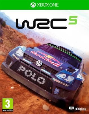 WRC 5 til Xbox One
