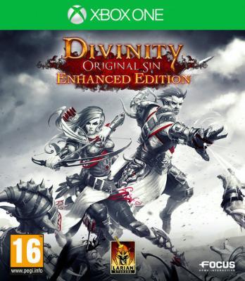 Divinity: Original Sin Enhanced Edition til Xbox One