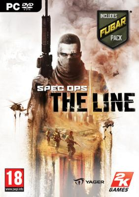 Spec Ops: The Line til PC