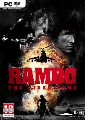 Rambo: The Video Game til PC