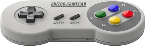 8Bitdo SFC30 Bluetooth Controller