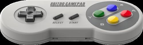 8Bitdo SFC30 Bluetooth Controller