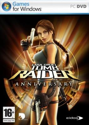Tomb Raider: Anniversary til PC