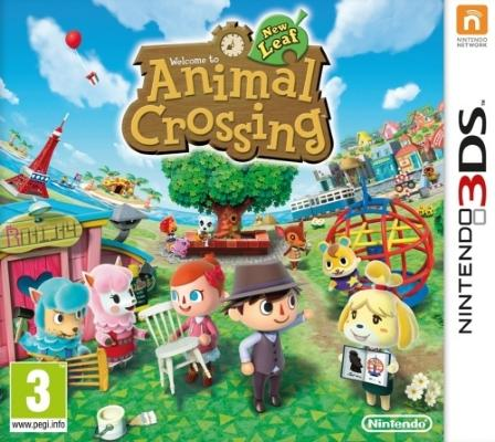 Animal Crossing: New Leaf til 3DS