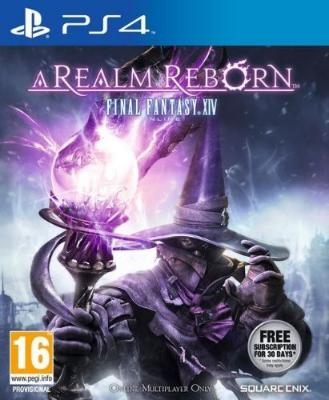 Final Fantasy XIV: A Realm Reborn til Playstation 4