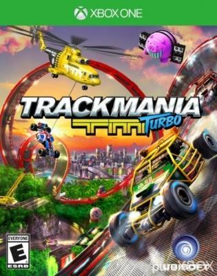 Trackmania Turbo til Xbox One