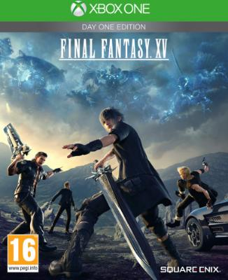 Final Fantasy XV til Xbox One