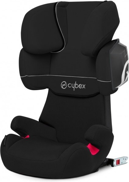 Cybex Solution X2-Fix Silver Line