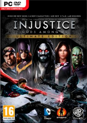 Injustice: Gods Among Us - Ultimate Edition til PC