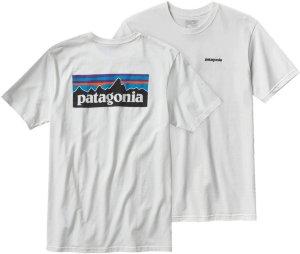 Patagonia P-6 Logo Cotton T-Shirt (Herre)