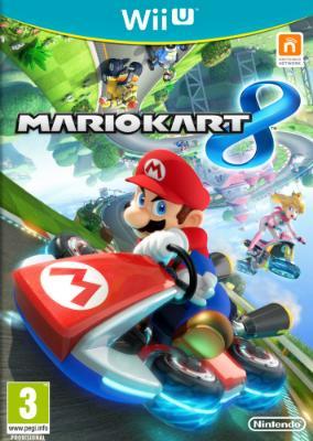 Mario Kart 8 til Wii U