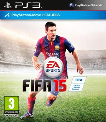 FIFA 15 til PlayStation 3