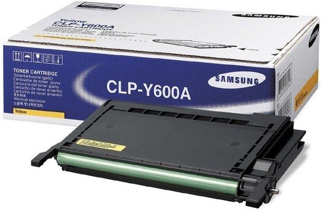 Samsung CLP-600 Gul