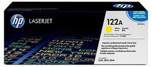 HP Color LaserJet 2550 Gul stor